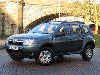 2014 DACIA DUSTER 1.5 AMBIANCE DCI 5d 107 BHP £3970.00