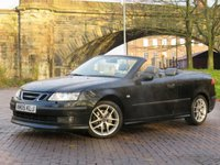 2005 SAAB 9-3 2.0 AERO T 2d 210 BHP £1444.00
