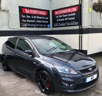 USED 2010 60 FORD FOCUS ST-3 2.5T 3DR 225 BHP, FSH & 12 MONTHS MOT NOW SOLD - SIMILAR VEHICLES WANTED