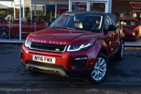 USED 2016 16 LAND ROVER RANGE ROVER EVOQUE 2.0 TD4 SE TECH 5d 177 BHP FINANCE TODAY WITH NO DEPOSIT