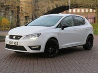 USED 2017 17 SEAT IBIZA 1.2 TSI FR TECHNOLOGY 5d 89 BHP