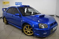 USED 2003 53 SUBARU IMPREZA 2.0 WRX STI TYPE UK 4d 265 BHP