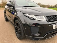 USED 2016 N LAND ROVER RANGE ROVER EVOQUE 2.0 TD4 HSE DYNAMIC 3d 177 BHP