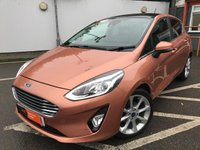 USED 2017 67 FORD FIESTA 1.0 B AND O PLAY TITANIUM 5d 99 BHP EXCELLENT CONDITION!!!