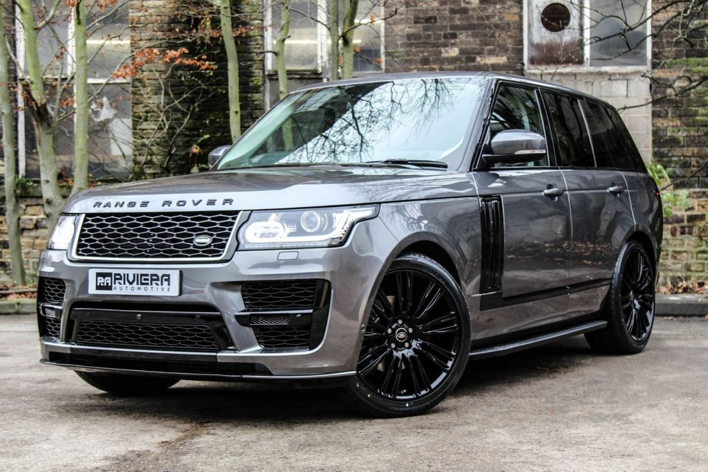 USED 2016 16 LAND ROVER RANGE ROVER 3.0 TDV6 VOGUE 5d 255 BHP