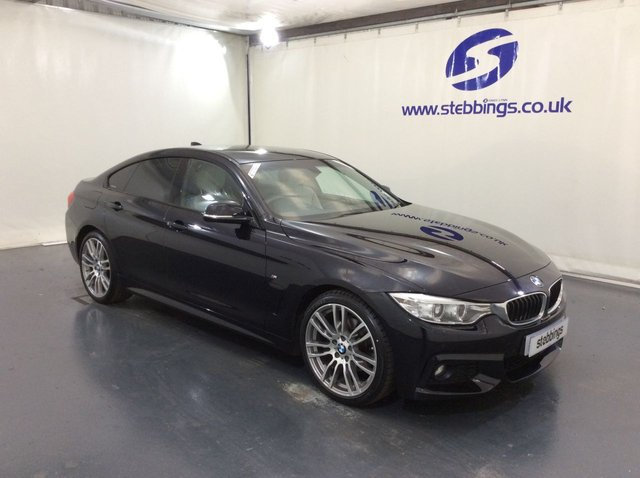 2015 65 BMW 4 SERIES 2.0 420D M SPORT GRAN COUPE 4d 188 BHP