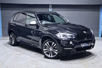 2016 BMW X5 M50D ** LOADED WITH SPEC, 7 SEATER, UK BMW CAR ** £33975.00