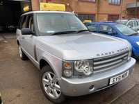 USED 2003 51 LAND ROVER RANGE ROVER V8 VOGUE