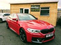 2019 BMW M5 4.4 M5 4d 592 BHP £75000.00