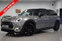 USED 2018 18 MINI CLUBMAN 2.0 COOPER S 5d AUTO 190 BHP TOP SPEC NEARLY NEW COOPER S! MUST BE SEEN!