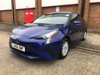 USED 2016 66 TOYOTA PRIUS 1.8 HYBRID VVTI BUSINESS ED AUTO 5 SEATS