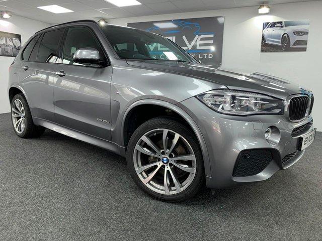 2015 65 BMW X5 3.0 XDRIVE30D M SPORT 5d 255 BHP