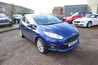 USED 2015 15 FORD FIESTA 1.0 EcoBoost TITANIUM X 5d 99 BHP FORD DEALERSHIP SERVICE HISTORY LOW MILEAGE GREAT SPEC