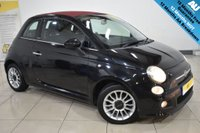 USED 2011 11 FIAT 500 0.9 C LOUNGE DUALOGIC 3d 85 BHP