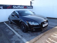 "USED 2012 12 AUDI TT 2.0 TDI QUATTRO S LINE BLACK EDITION 2d 168 BHP 4x4 awd 4wd Timing belt done at 47k half leather trim privacy glass  climate control 19"" alloys"