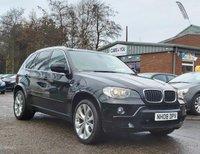 2008 BMW X5 3.0 D M SPORT 5d 232 BHP £11500.00