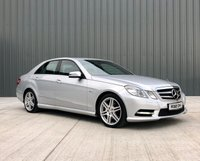 2013 MERCEDES-BENZ E CLASS 2.1 E250 CDI BLUEEFFICIENCY S/S SPORT 4d 204 BHP £9350.00