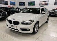 USED 2016 66 BMW 1 SERIES 1.5 116D SE NAV 5d 114 BHP 8SP AUTO DIESEL HATCH