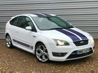 USED 2007 57 FORD FOCUS 2.5 ST-3 3d 225 BHP Only 69,000m- Heated Leather