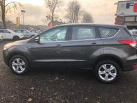 USED 2016 66 FORD KUGA 2.0 TDCi Zetec 5dr DRIVE AWAY TODAY+1 OWNER+VALUE
