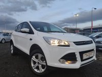 USED 2016 66 FORD KUGA 1.5 EcoBoost Zetec 5dr DRIVE AWAY TODAY+BEST VALUE!!!