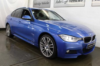 2014 BMW 3 SERIES 3.0 330d M Sport Sport Auto xDrive (s/s) 4dr £16995.00