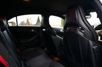 USED 2014 M MERCEDES-BENZ A CLASS 2.0 A45 AMG 7G-DCT 4MATIC 5dr SAT NAV+AA CHECK+SPORT EXHAUST