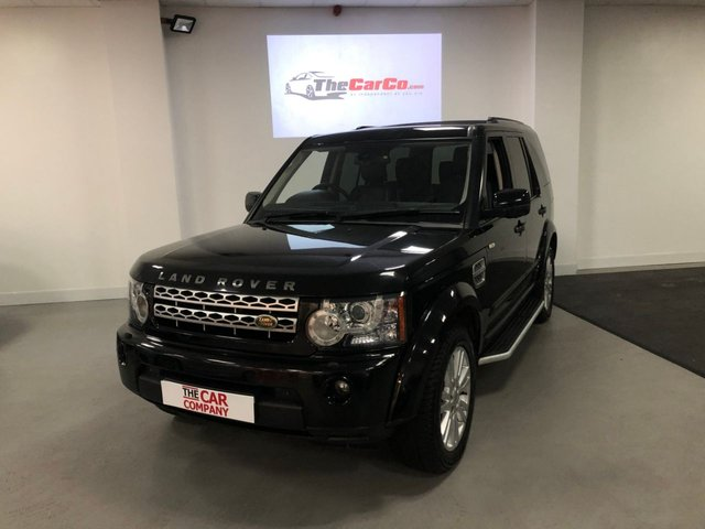 2010 10 LAND ROVER DISCOVERY 3.0 4 TDV6 HSE 5d 245 BHP
