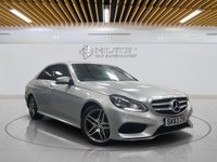 USED 2014 63 MERCEDES-BENZ E CLASS 2.1 E250 CDI AMG SPORT 4d 202 BHP NO ULEZ CHARGE ON THIS VEHICLE