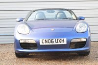 "USED 2006 06 PORSCHE BOXSTER 2.7 24V TIPTRONIC S 2d 240 BHP 18"" Porsche Alloys- Bose-Heated Seats"