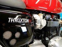 USED 2016 16 TRIUMPH THRUXTON 1200 R