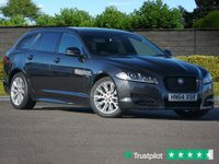 USED 2014 64 JAGUAR XF 3.0 D V6 R-SPORT SPORTBRAKE 5d 240 BHP ONE OWNER From NEW FJSH