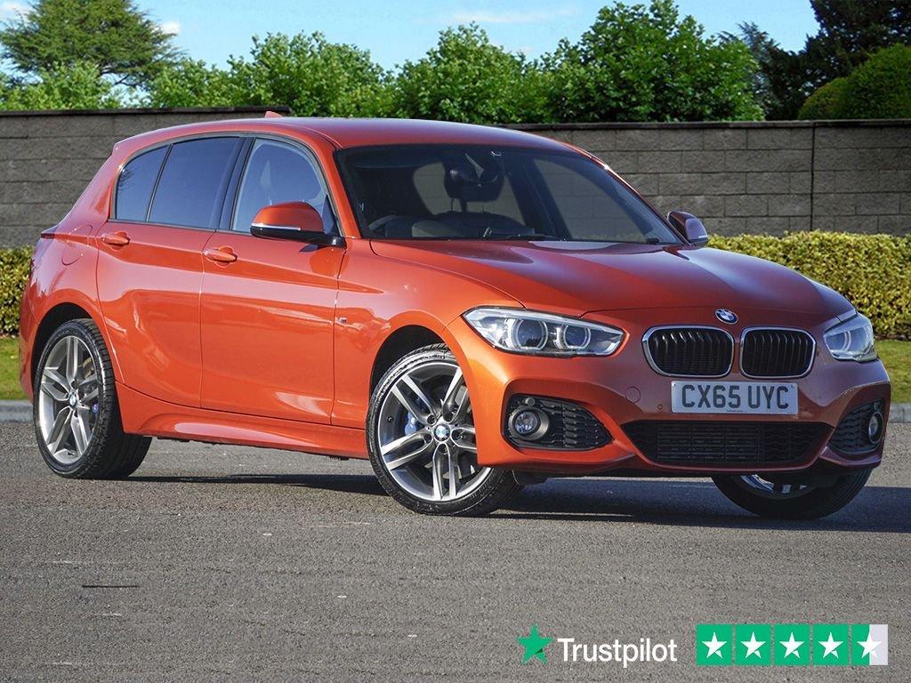 USED 2015 65 BMW 1 SERIES 2.0 120D XDRIVE M SPORT 5d 188 BHP High Specification FBMWSH