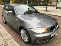 USED 2011 11 BMW 1 SERIES 2.0 118I M SPORT 5d 141 BHP