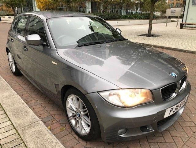 2011 11 BMW 1 SERIES 2.0 118I M SPORT 5d 141 BHP