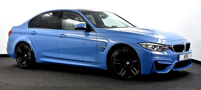 USED 2015 65 BMW M3 3.0 BiTurbo DCT (s/s) 4dr BMW Service Plan, Immaculate!