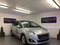 USED 2014 64 PEUGEOT 5008 1.6 HDI ALLURE 5d 115 BHP
