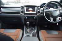 USED 2017 FORD RANGER 3.2 WILDTRAK 4X4 DCB TDCI 4d AUTO 197 BHP