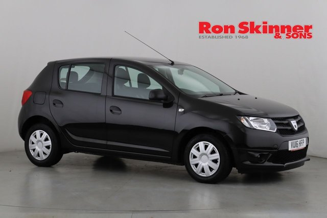 View our 2016 16 DACIA SANDERO 1.5 AMBIANCE DCI 5d 90 BHP