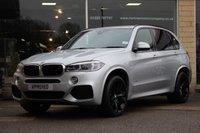 USED 2016 16 BMW X5 3.0 XDRIVE30D M SPORT 5d AUTO 255 BHP