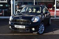 2010 MINI COUNTRYMAN 1.6 COOPER S 5d 184 BHP £7990.00