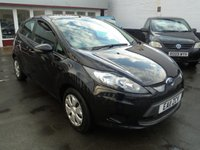 USED 2011 11 FORD FIESTA 1.6 ECONETIC TDCI 5d 94 BHP