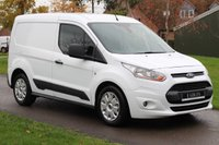 USED 2014 14 FORD TRANSIT CONNECT 1.6 200 TREND P/V 94 BHP Trend Model - One owner - Warranty + Air conditioning -