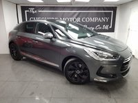 USED 2013 62 CITROEN DS5 2.0 HDI DSTYLE 5d 161 BHP