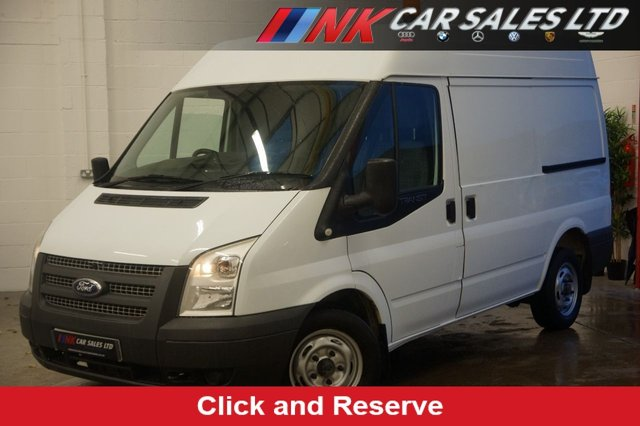 2013 62 FORD TRANSIT 2.2 280 99 BHP PRICE IS PLUS VAT SOLD TO A CLIENT IN BARNSLEY