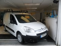 2010 CITROEN BERLINGO 1.6 625 ENTERPRISE L1 HDI 75 BHP SOLD