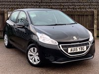USED 2015 15 PEUGEOT 208 1.2 ACCESS PLUS 5d 82 BHP