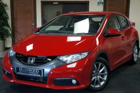 USED 2013 13 HONDA CIVIC 1.8 I-VTEC EX 5d 140 BHP