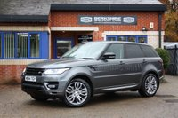 USED 2014 64 LAND ROVER RANGE ROVER SPORT 3.0 SDV6 HSE DYNAMIC 5d 288 BHP 1 OWNER FSH! PANORAMIC SUNROOF