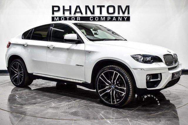 USED 2014 14 BMW X6 3.0 XDRIVE40D 4d 302 BHP